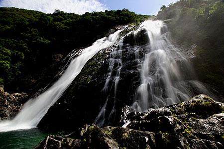 27)普段の日、大川(おおこ)の滝